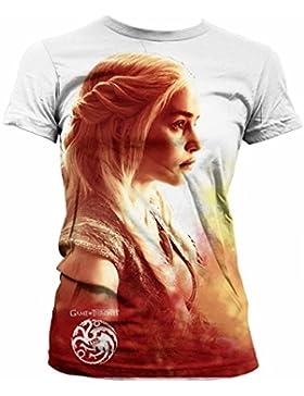 Game Of Thrones Camiseta - Para Mujer