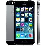 "Apple iPhone 5S - Smartphone libre iOS (pantalla 4"", cámara 8 Mp, 32 GB, Dual..."