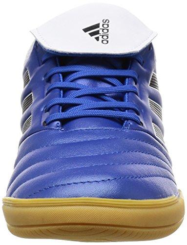 adidas Copa 17.3 In, Chaussures de Football Entrainement homme bleu/noir/blanc