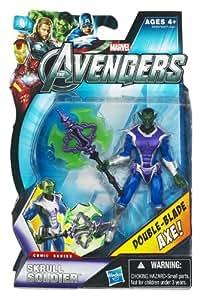 """Marvel Avengers Earth Mightiest Heroes 4"""" Figure Skrull Soldier"""