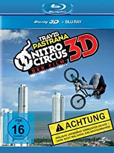 Nitro Circus 3D - Der Film [Blu-ray 3D]