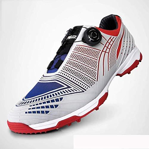 KANGLE Chaussures de Golf PGM pour Homme   Haut de Nylon...