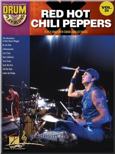 red-hot-chili-peppers-drum-play-along-percussions-partitions-pour