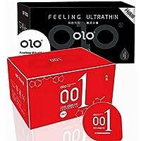 Preisvergleich für Ultradünne Kondom Hyaluronsäure Kondom 001dauerhaften Pflegende Feuchtigkeitsspendende kein Silikon Öl