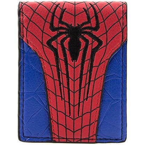 Marvel Spider-Man Anzug Mehrfarbig Portemonnaie Geldbörse (Spiderman Kostüme Designs)