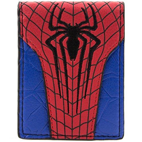 Marvel Spider-Man Anzug Mehrfarbig Portemonnaie Geldbörse