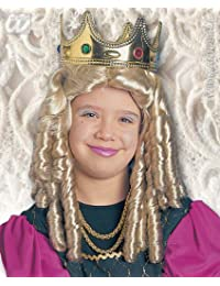 Princess Brown Or Blonde Wig for Hair Accessory Fancy Dress