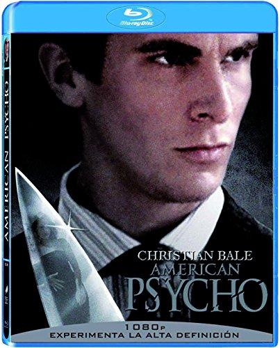 American Psycho [Blu-ray] 51sZlDeG6fL