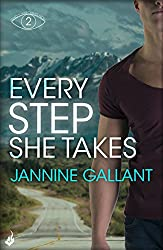 Every Step She Takes: Who's Watching Now 2 (A novel of dangerous, dramatic suspense) (English Edition)
