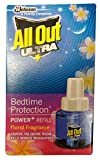 #7: All Out Ultra Power+ Mosquito Repellent Refill - Floral Fragrance, 45ml Carton