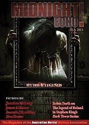 Midnight Echo Issue 9 (Midnight Echo magazine)