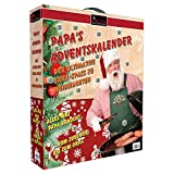 ACTIVA Grill Adventskalender Weihnachtskalender Papa Männer