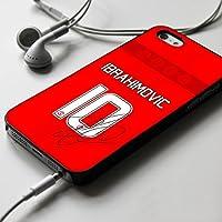 Telefonkasten MANCHESTER UNITED Zlatan Ibrahimovic Hülle Fußball Case Handyhülle Abdeckung Etui Vandot Schutzhülle iPhone X, 8, 8+ , 7, 7+, 6S, 6, 6S+, 6+, 5, 5S, 4S, 4