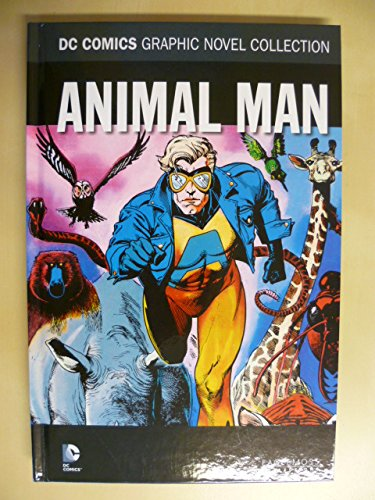 DC Comics Graphic Novel Collection 95: Animal ()