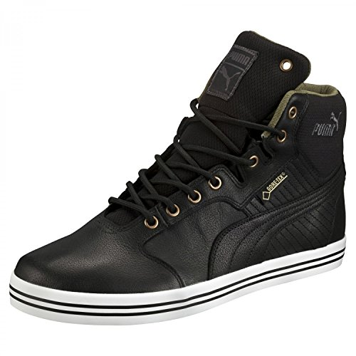 Puma Tatau Mid L GTX Herren Hohe Sneakers Schwarz