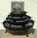 Feuerschale aus Stahl 1000 mm / mit...