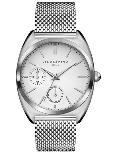 Liebeskind Berlin Damen-Armbanduhr Analog Quarz LT-0038-MM