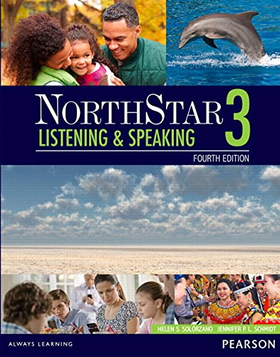 NorthStar Listening and Speaking 3 with MyEnglishLab