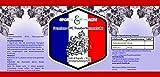 CDF Sports and Health Premium OPC Kapseln Frankreich: 60 Kapseln mit 500 mg Traubenkernextrakt je Kapsel! - 3