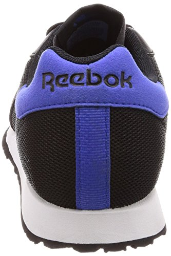 Reebok Royal Dimension Herren Traillaufschuhe schwarz (Cp/Black/Acid Blue/White 000)