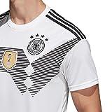 Adidas DFB Deutschland Fußball Trikot Home Heimtrikot WM 2018 Herren Kinder mit Spieler Name Farbe Hummels, Größe 140 - 2