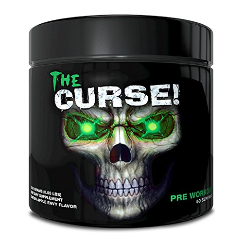 Cobra Labs The Curse – Booster 250g – Green apple Envy