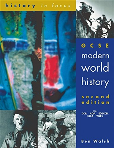 Gcse modern world history. CLIL for english. Per le Scuole superiori