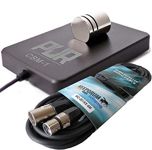pur-cbm-1-cajon-mikrofon-pc5199-keepdrum-xlr-kabel-6m