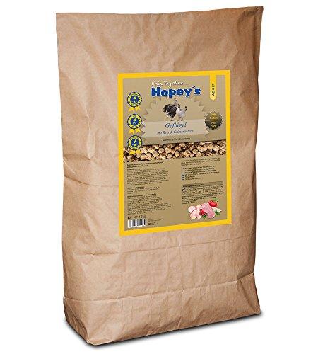 nourriture-hopey-s-chien-15-kg-croquettes-gebacken-adult-volaille-riz-sans-ble