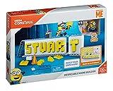 Mega Bloks Mattel DRV32 Ich einfach unverbesserlich Minions-Name Bauset, Konstruktionsspielzeug