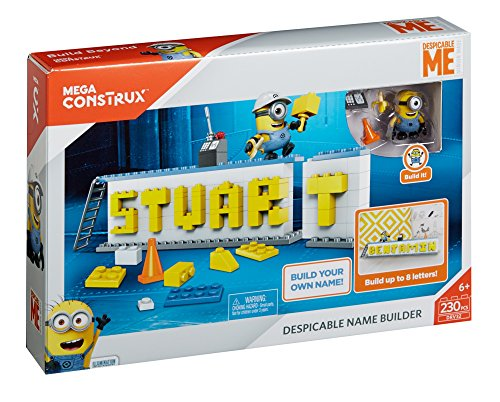 Mega Bloks - Creador Nombres mi vill Mattel DRV32