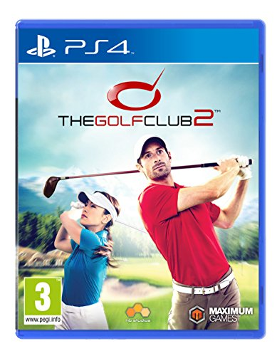 The Golf Club 2 (PS4) (4 Spiele Playstation Golf)