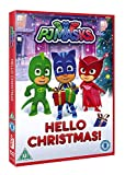PJ MASKS: HELLO CHRISTMAS DVD
