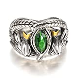 Signore degli uomini di Ring Anelli di Aragorn di Barahir One Ring 9