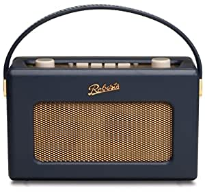 Roberts Revival RD60 FM/DAB/DAB+ Digital Radio - Blue