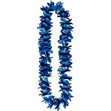Amsacn Hawaiian Lei Blue