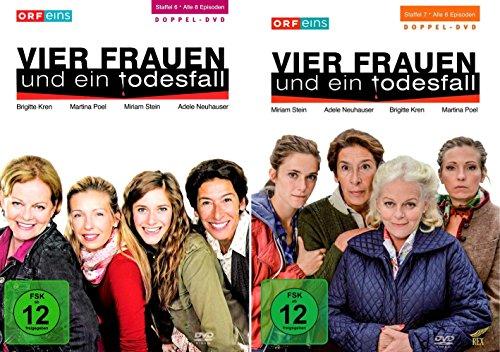 Staffel 6+7 (4 DVDs)