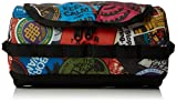 The North Face Unisex Kulturbeutel Base Camp, tnf red sticker bomb print/tnf black, One Size