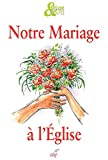 pack 10 ex notre mariage a l eglise ned