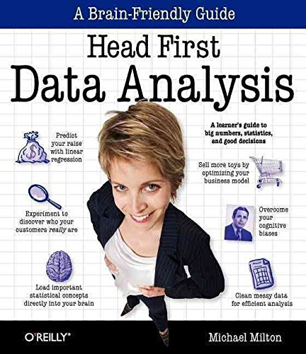 head-first-data-analysis-by-author-michael-milton-published-on-august-2009