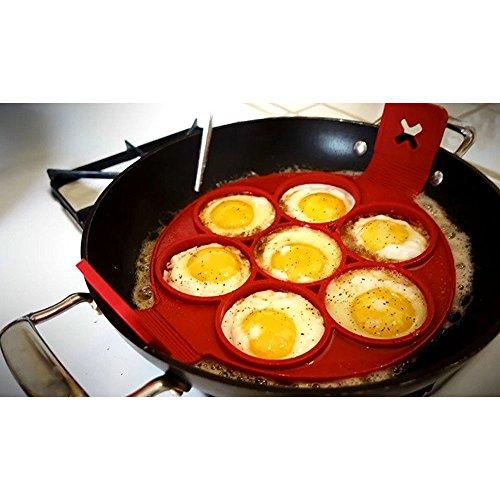 Dispositif Ustensiles de Cuisine ,Omelette Crêpes Pancake moule 40 x 23 x 1.5cm