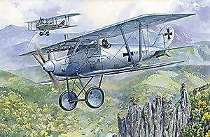 Roden 003 - Maqueta de Pfalz D. III (30 Piezas) Importado de Alemania