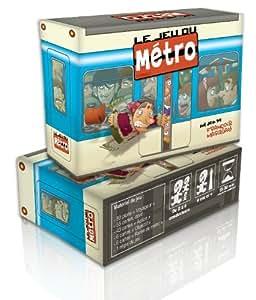 Jeu de Plateau 'Le jeu du Metro'