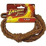 Rubie's Costume Co Brown Indiana Jones Eva 4' Whip Tm (disfraz)