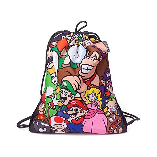 Nintendo Mochila de a diario, multicolor (Multicolor) - BIO-CI776736NTN
