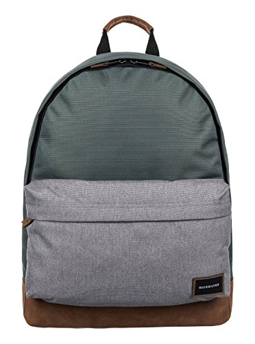 Quiksilver Everyday Poster Plus Mochila tipo casual, 60 cm, 25 litros, Dark Gull Gray