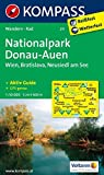 Nationalpark Donau-Auen - Wien - Bratislava - Neusiedl am See: Wanderkarte mit Kurzführer und Radrouten. GPS-genau. 1:50000 (KOMPASS-Wanderkarten, Band 211)