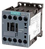 Siemens Schütz AC-34KW 400V 1NA Dauerstrom 24V S00Schraube