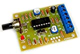 Winwill ICL8038 Function Signal Generator Module Sine Square Triangle Wave Output Kit