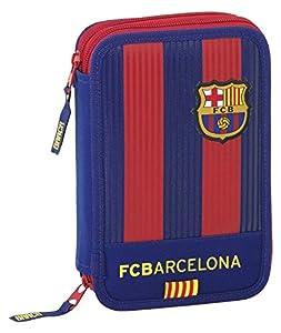 Safta Estuche F.C. Barcelona 1ª Equip. 16/17 Oficial 34 Útiles Incluidos 135x45x205mm